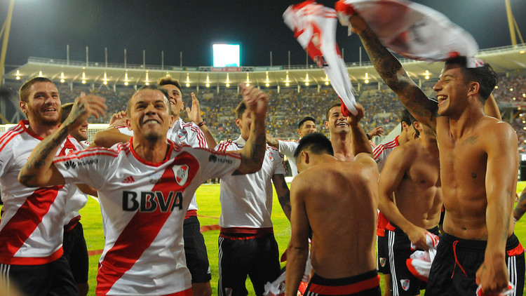 ريفر بليت يعانق كأس الأرجنتين 2016