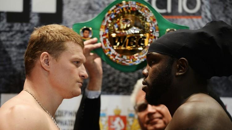 الملاكمة.. الروسي بوفيتكين والكندي بيرمين ستيفيرن وجها لوجه