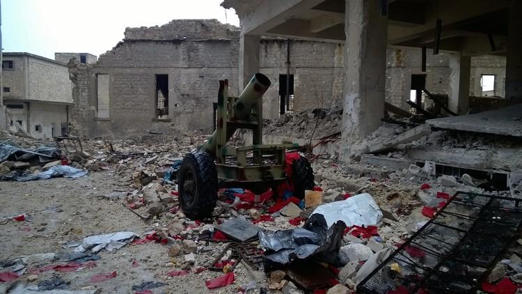 دبلوماسي روسي: نعد قاعدة بيانات حول جرائم الإرهابيين في حلب