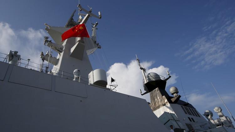 الصين تحتجز مسبارا للبحرية الأمريكية في بحر الصين الجنوبي