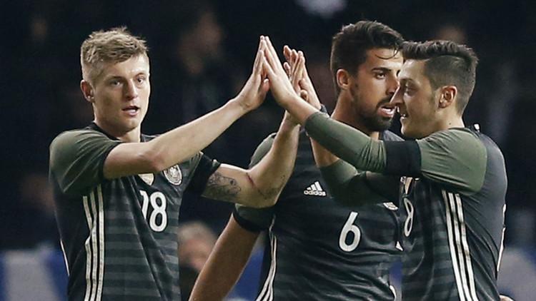 اختيار نجم مدريدي كأفضل لاعب في ألمانيا
