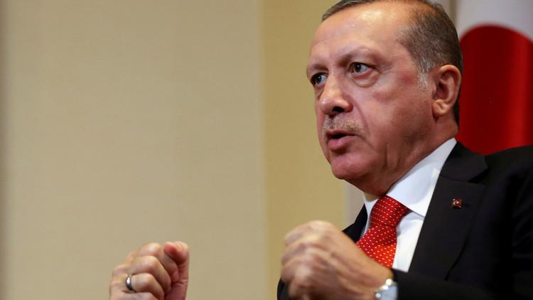 أردوغان يدعو جميع الأطراف للالتزام بوقف إطلاق النار