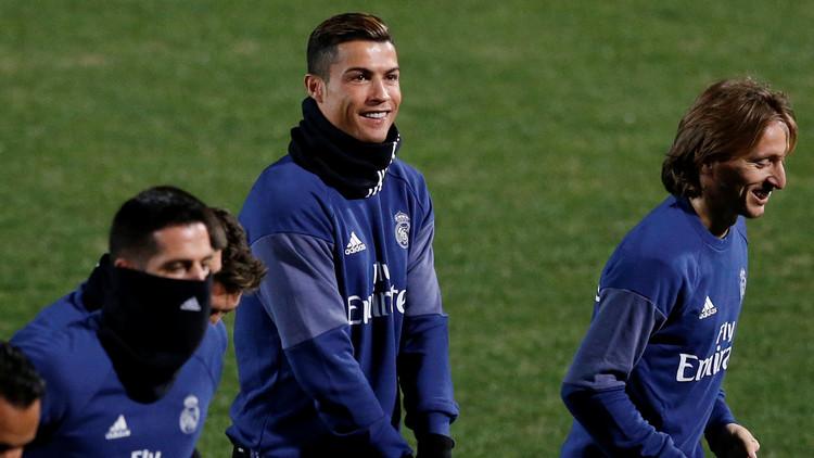 ريال مدريد يتأهب لنهائي مونديال 2016