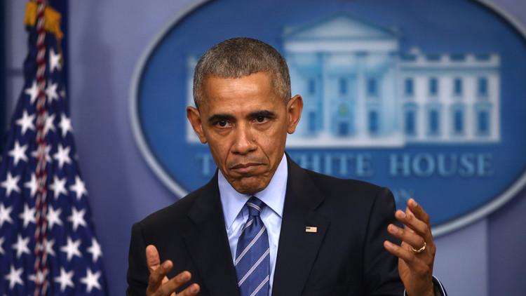أوباما: تحدثت شخصيا مع بوتين عن ضرورة وقف التدخلات في انتخاباتنا