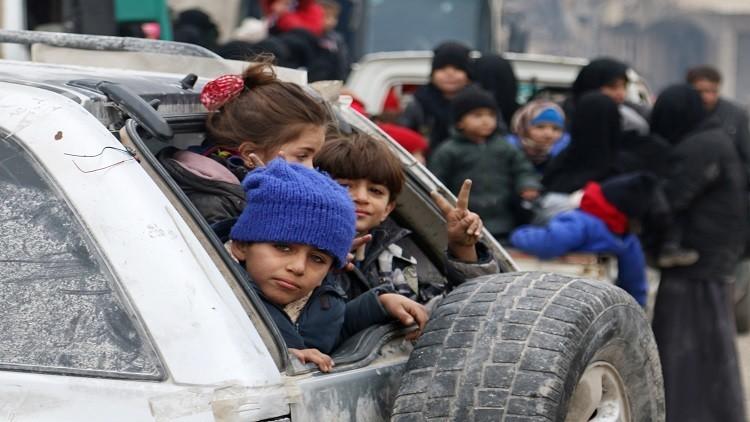 أنباء عن اتفاق جديد لاستئناف عمليات الإجلاء من شرق حلب
