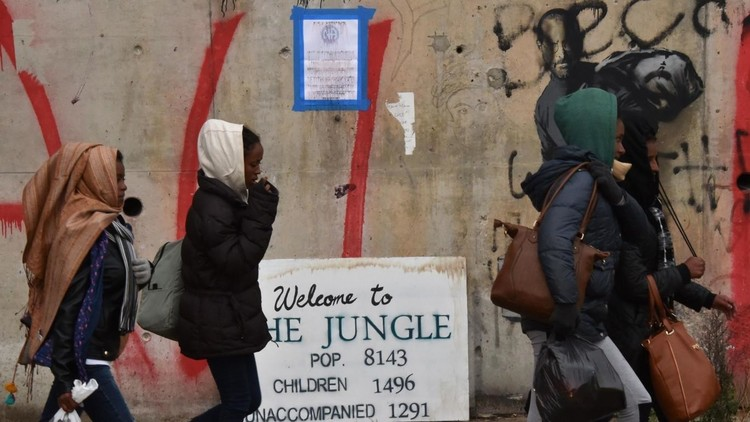 صحيفة: بريطانيا ترفض تلبية طلبات اللجوء للمئات من أطفال مخيم كاليه
