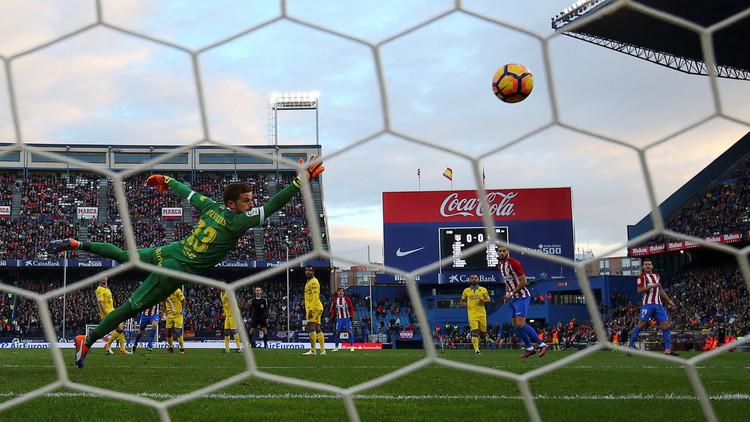 ساول ينقذ أتلتيكو مدريد من الهاوية!