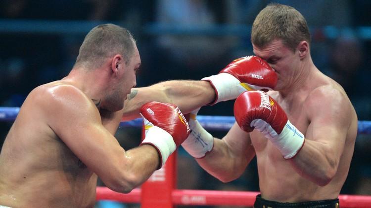 الروسي بوفيتكين يهزم الفرنسي دوهاوباس بالقاضية