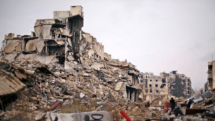 حميميم: المعارضة المسلحة استأنفت الأعمال القتالية في حلب