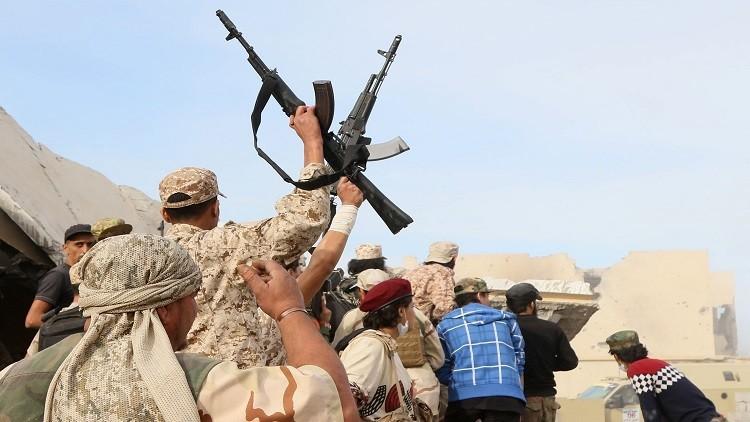 حكومة الوفاق الليبية تعلن رسميا تحرير سرت من