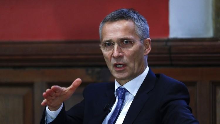 ستولتنبرغ: تدخل الناتو في سوريا كان سيؤدي إلى تدهور الوضع الأمني هناك