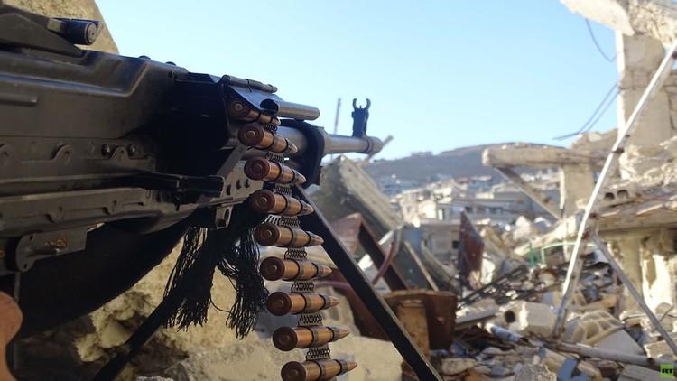 معارك في ريف حماة ومحيط تدمر