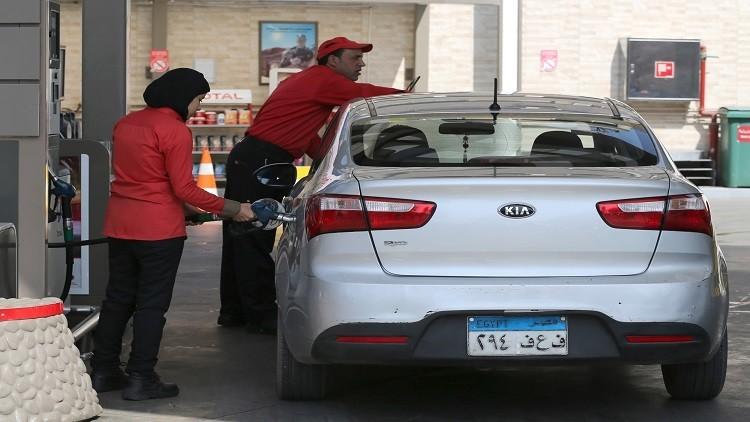الحكومة المصرية توضح حقيقة زيادة أسعار الوقود