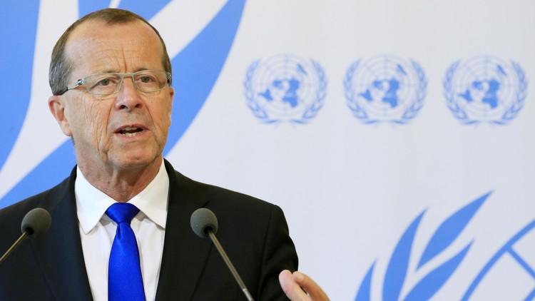 المبعوث الأممي الخاص: صدمت بوضع مراكز احتجاز المهاجرين في ليبيا