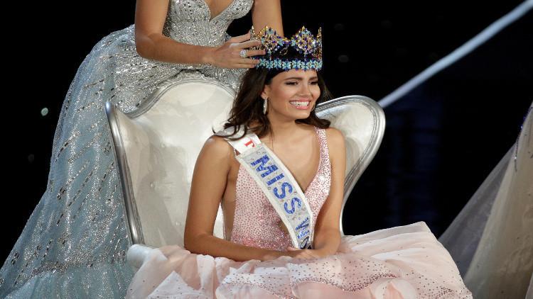 حسناء من بورتوريكو ملكة جمال العالم 2016