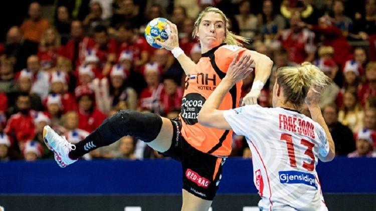سيدات النرويج فوق عرش أوروبا لكرة اليد