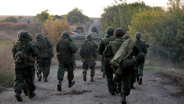 كييف: مقتل 5 عسكريين أوكرانيين في دونباس