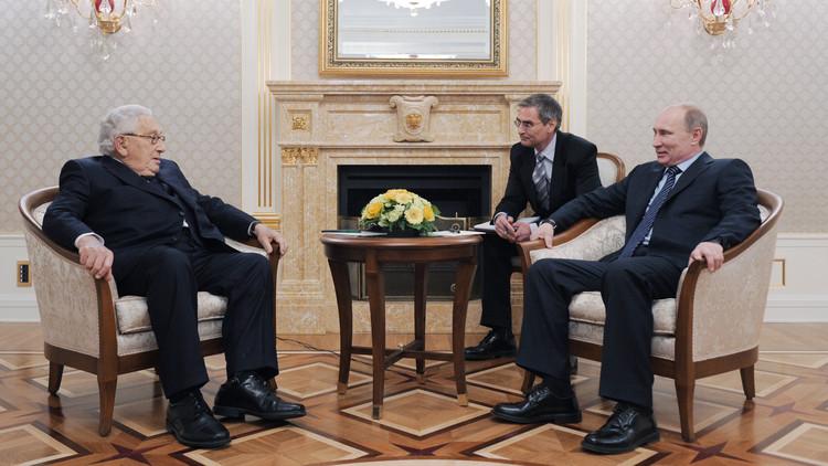 ماذا أعجب الكرملين في تصريحات كيسنجر عن بوتين؟