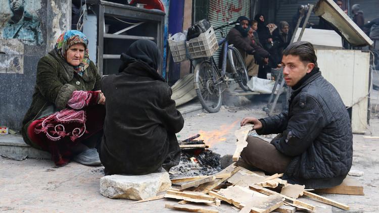 منظمة الصحة العالمية: لا يزال آلاف المدنيين بحاجة إلى إجلاء من شرق حلب