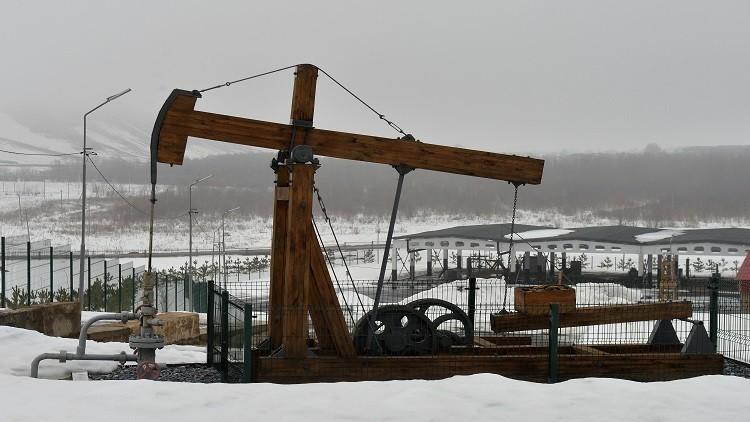 ارتفاع إنتاج روسيا من النفط حتى نوفمبر