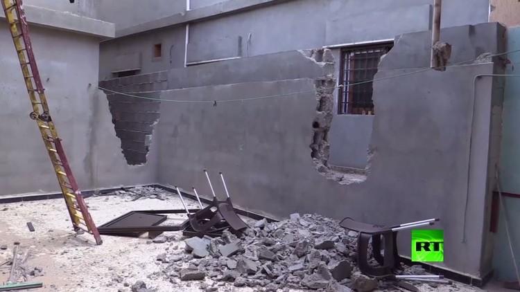 قوات ليبية تكتشف مستشفى ميدانيا لداعش في سرت