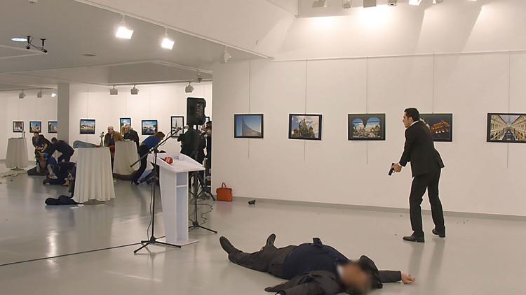 قاتل السفير الروسي سيدفن في مقبرة للمجهولين