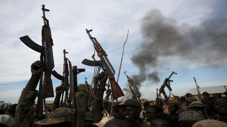 بان كي مون يحذر من حدوث عمليات إبادة جماعية في جنوب السودان