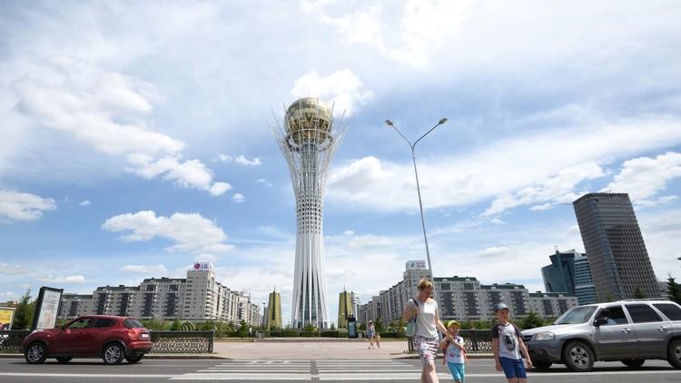 كازاخستان تنخرط في تسوية الأزمة السورية