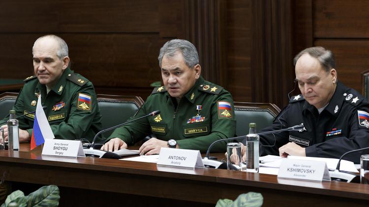 شويغو: أمريكا وشركاؤها لا يملكون تأثيرا فعليا على الوضع في سوريا