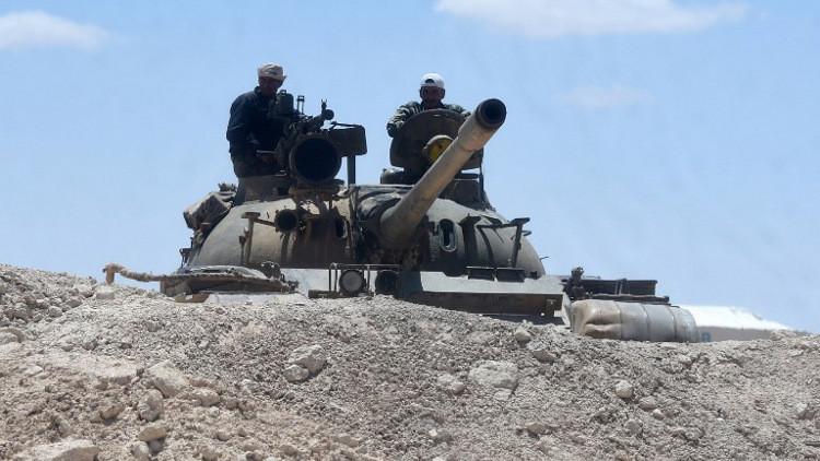الجيش السوري يكبد