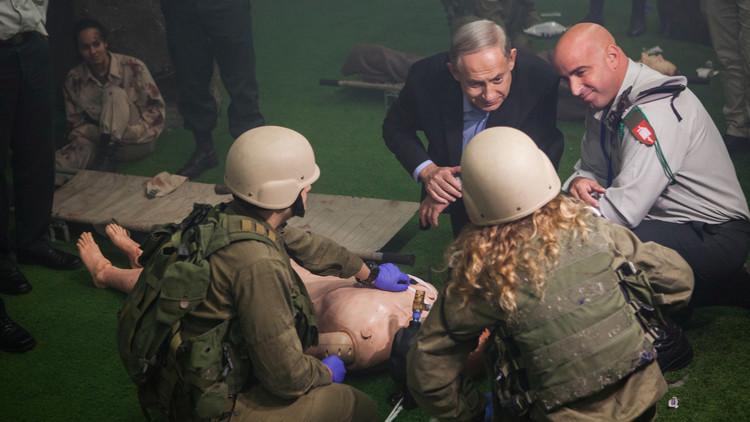 نتنياهو: ندرس علاج سوريين من حلب في مستشفياتنا!