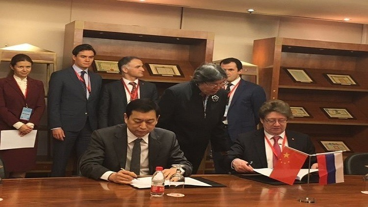 موسكو توقع مذكرة تفاهم مع بكين في أسواق المال