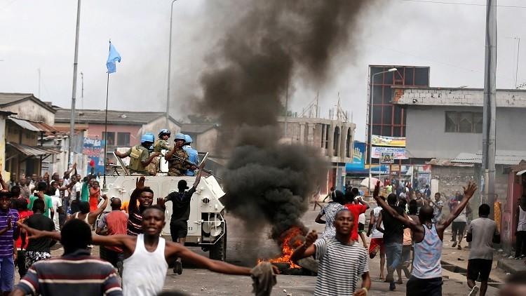 منظمة: قوات الأمن في الكونغو قتلت 34 شخصا