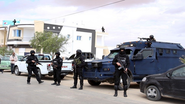 تفكيك خلية إرهابية تتبع تنظيم داعش في تونس