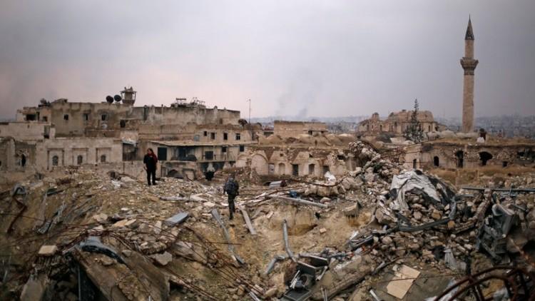 تجدد الاشتباكات بين الجيش السوري وعناصر