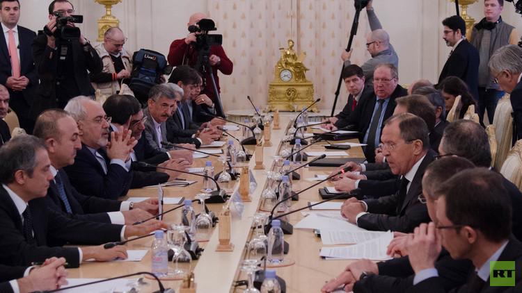 روسيا وتركيا وإيران تستعد لمنح سوريا ضمانا