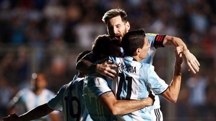 الأرجنتين تنهي  العام  2016 متربعة على عرش الترتيب العالمي