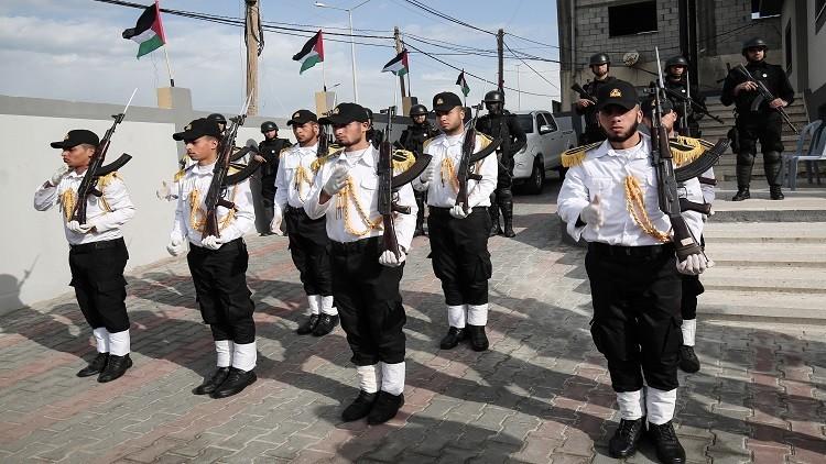 حماس تنشئ جهازا للشرطة البحرية في غزة