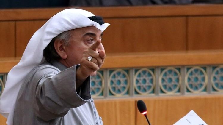 أحكام السجن بحق النائب الكويتي دشتي تصل إلى 42 عاما ونصف