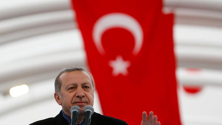 أردوغان: تركيا تخوض أكبر معركة منذ حرب الاستقلال