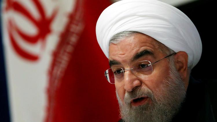 روحاني يعلق على الأوضاع في العراق وسوريا