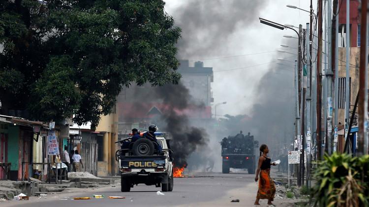 13 قتيلا في هجوم على قرية شرق الكونغو