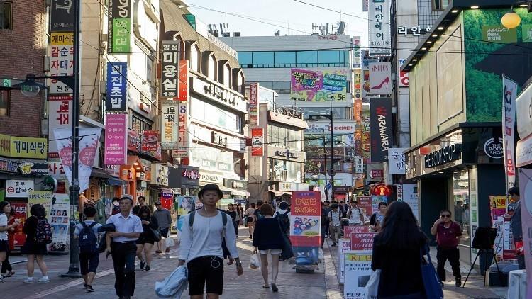 تسوق الأجانب عبر الانترنت يكسب كوريا الجنوبية أرباحا غير متوقعة