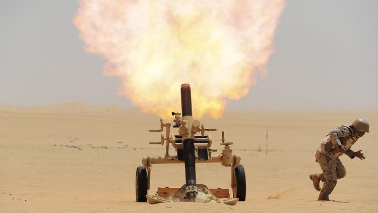 اشتداد المعارك على الحدود اليمنية السعودية