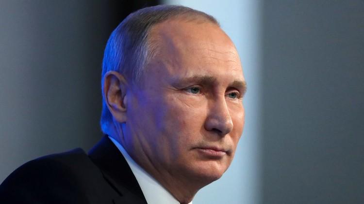 بوتين يكشف كيف سيقرر مستقبله السياسي
