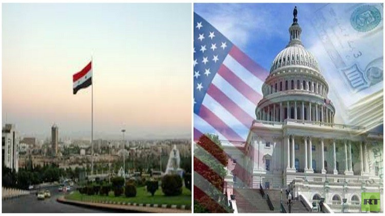 واشنطن تفرض عقوبات على وزراء سوريين ومدراء مصرف روسي