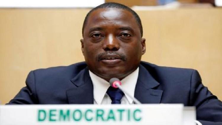 اتفاق وشيك على تنحي رئيس الكونغو كابيلا