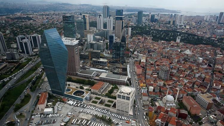 تراجع الاستثمارات الأجنبية في تركيا