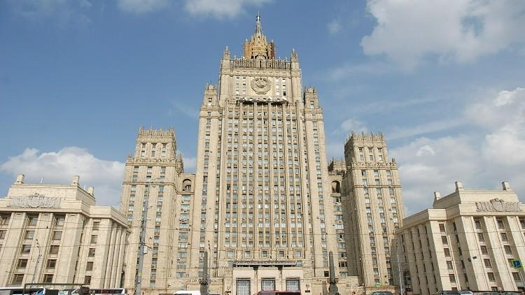 موسكو ترد على العقوبات الأمريكية