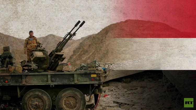 قوات هادي تتقدم نحو صنعاء